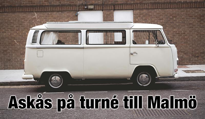 Askås till Malmö